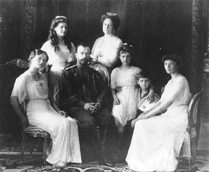 The historical Romanovs