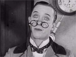 Stan Laurel as Dr. Pyckle, Dr. Pyckle and Mr. Pryde