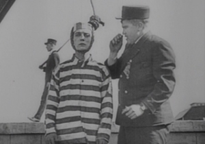 Buster Keaton as Convict 13 - Pretty Clever Films