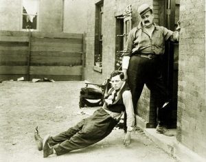 Buster Keaton - Joe Roberts - Neighbors - Pretty Clever Films