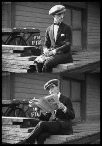 Lloyd, Harold - Eastern Westerner - Pretty Clever Films