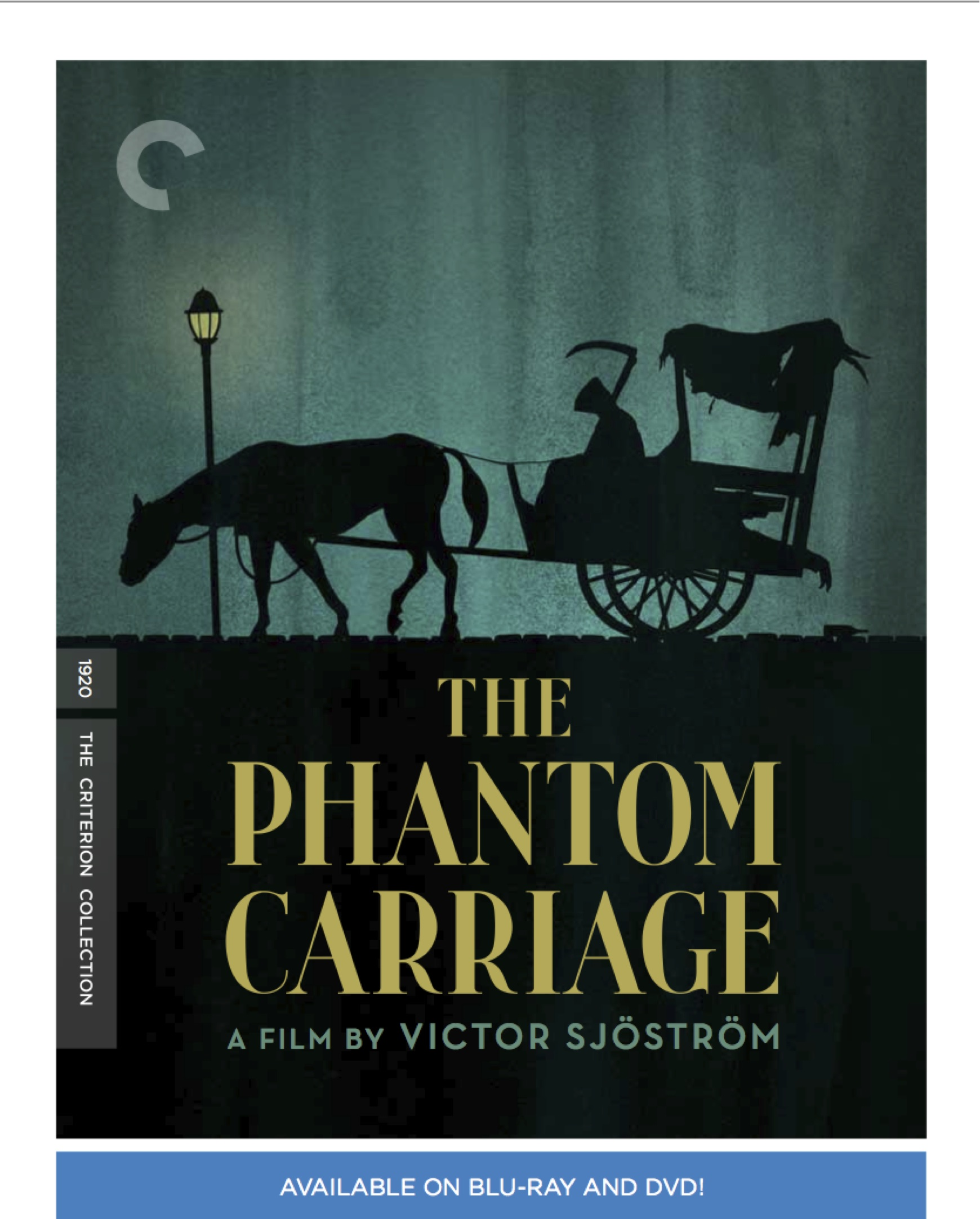 The Phantom Carriage movie