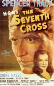 the seventh cross poster, prettycleverfilms