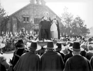Lillian Gish - Lars Hanson- Victor Sjostrom - The Scarlet Letter - 1926 - Pretty Clever Films