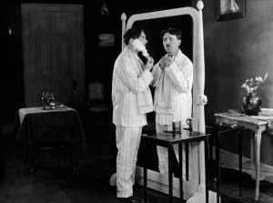 Max Linder - Seven Years Bad Luck - The mirror scene - Pretty Clever Films