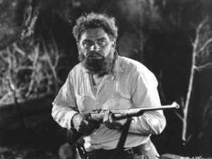 Wallace Beery - The Lost World 1925 - Pretty Clever Films