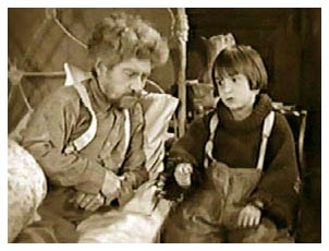 Max Davison and Jackie Coogan The Rag Man