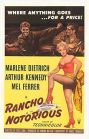 Today on TCM: Rancho Notorious (1952)