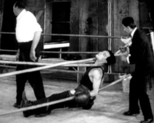 Buster Keaton in Battling Butler
