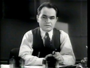 Edward G. Robinson in Five Star Final