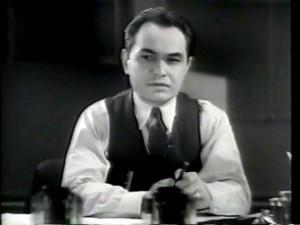 Edward G. Robinson in Five Star Final