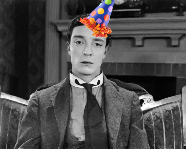 Buster Keaton Birthday