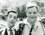 "Buster Keaton and Roscoe ""Fatty"" Arbuckle"