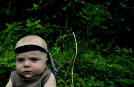 World's Greatest Baby in Rambo