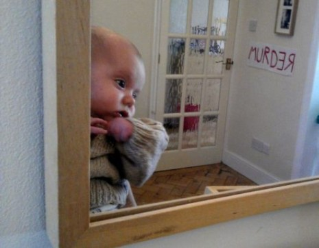 The World's Greatest Baby in The Shining