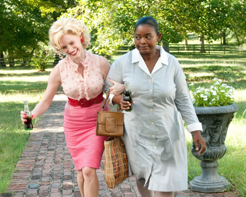 the-help-jessica-chastain-octavia-spencer
